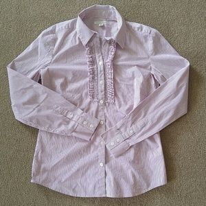 Banana Republic Button Down Shirt Size 6